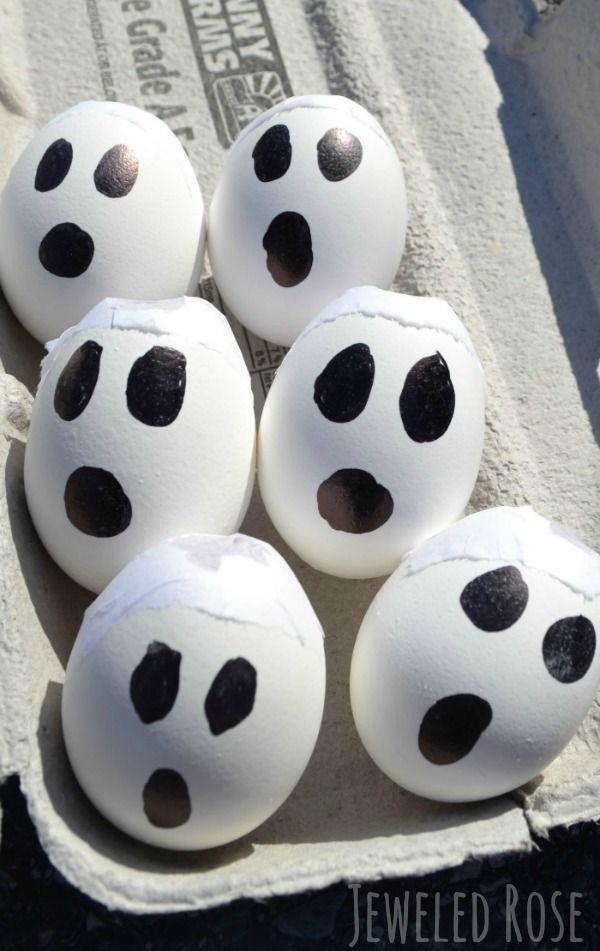 Smoking BOO bombs- a super fun Halloween activity for kids ...