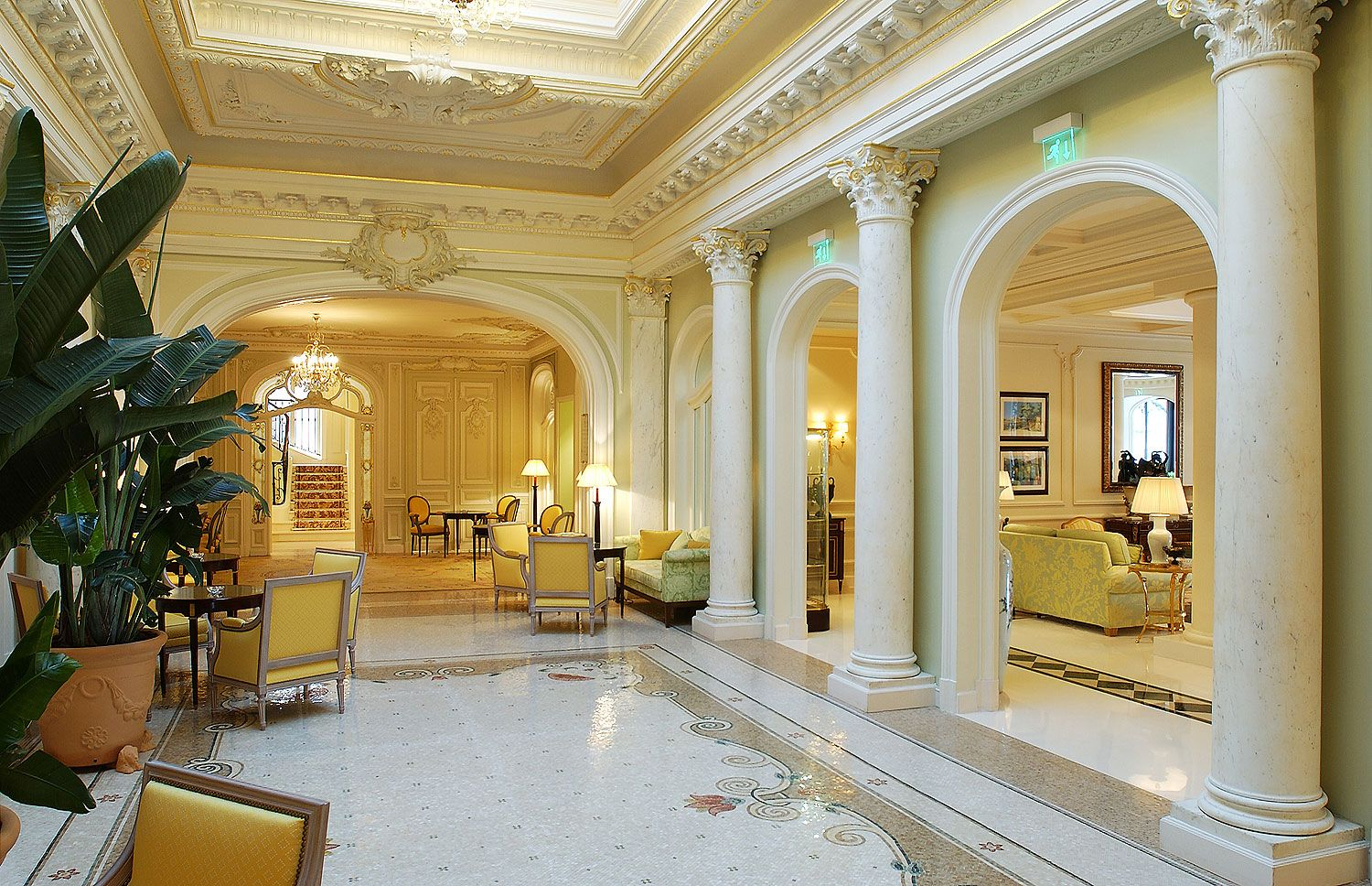 pierre-yves rochon > projects > hotels & spas > hotel hermitage