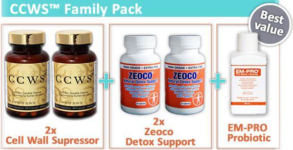 lufenuron candida cleanse treatment zeoco & em pro
