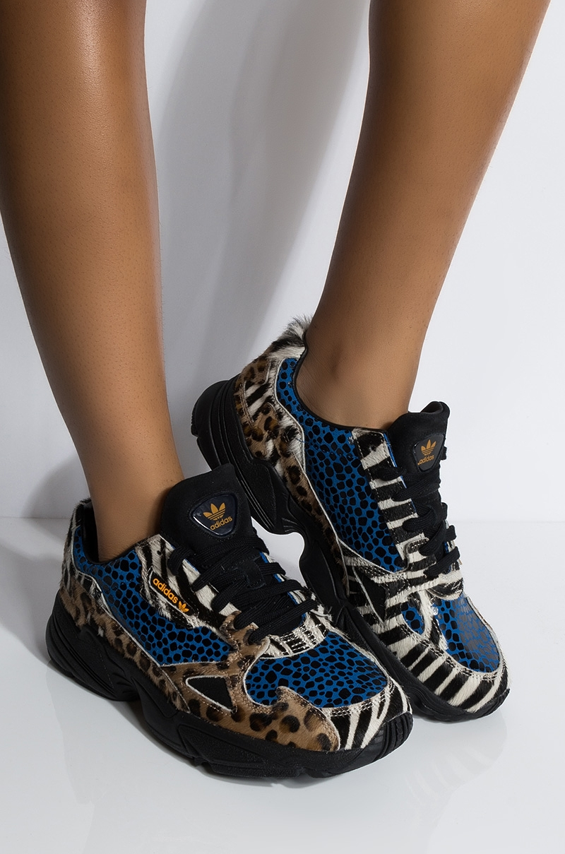 ADIDAS WOMENS FALCON SNEAKER | Adidas women, Womens workout ...