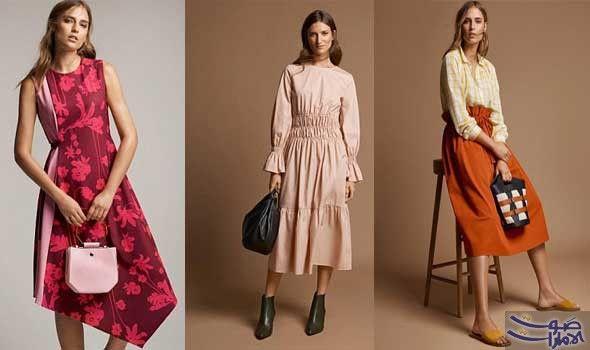 ماكز آند سبينز ت قد م مجموعة ملابس جديدة في شباط المقبل تجهز العلامة التجارية البريطانية ماكز آند سينز لإطلاق مجموعتها ال Fashion Dresses For Work Dresses