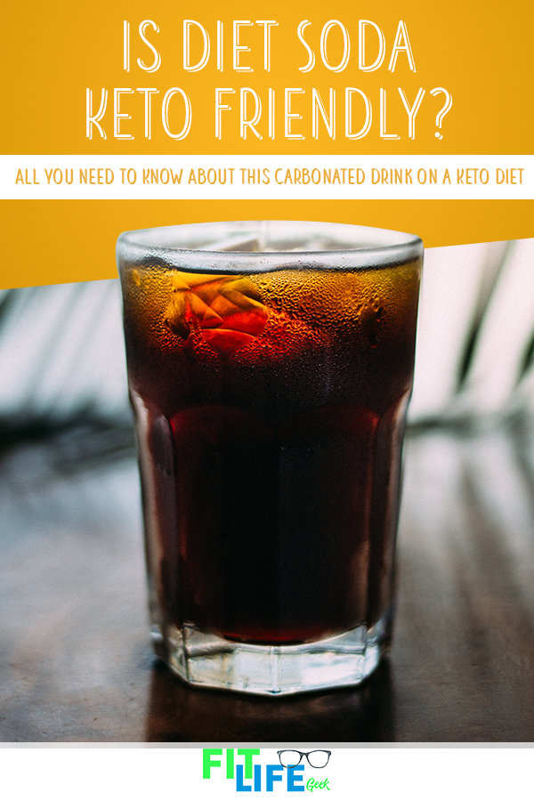Is Diet Soda Keto Friendly? All You Need to Know About