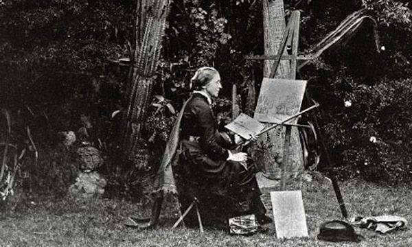 Marianne North (courtesy A McRobb/RBG Kew)