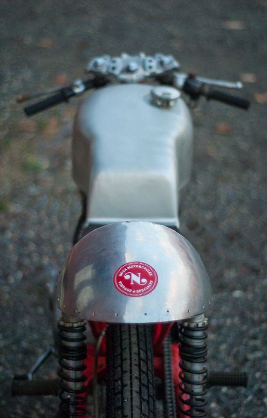 our Yetman Honda Roadracer  It is an original 1960's Yetman
