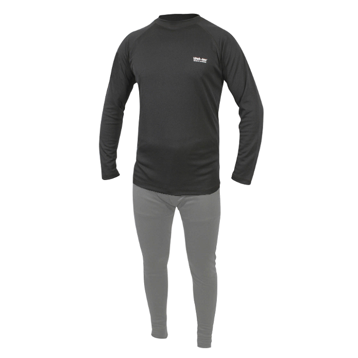 XT Base Layer Black Long Sleeve ondershirt van Web-Tex. Vocht regulerend en sneldrogend. https://www.urbansurvival.nl/product/xt-base-layer-black/