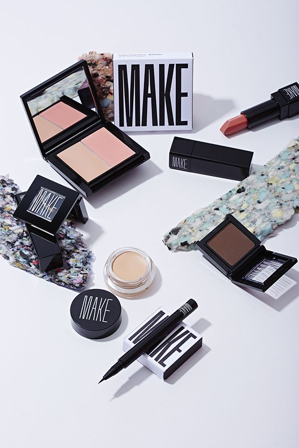 Our new favorite cosmetics line gives new meaning to charitable foundation & donates 1/3 of sales to its non-profit (while making you feel pretty). @makecolour