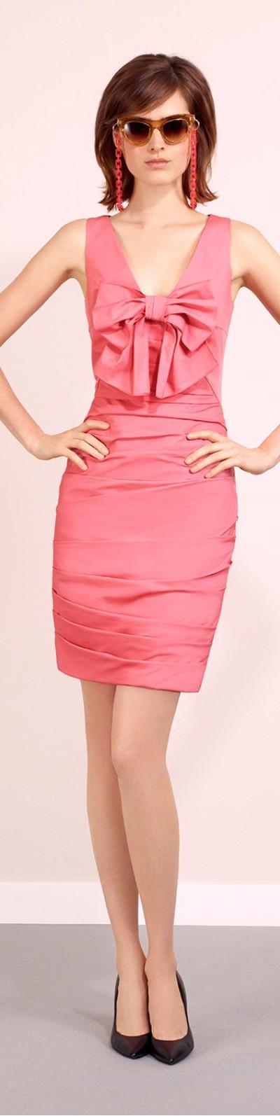 Paule Ka 2015 | Coral | Pinterest | Vestido rosado, Vestiditos y ...