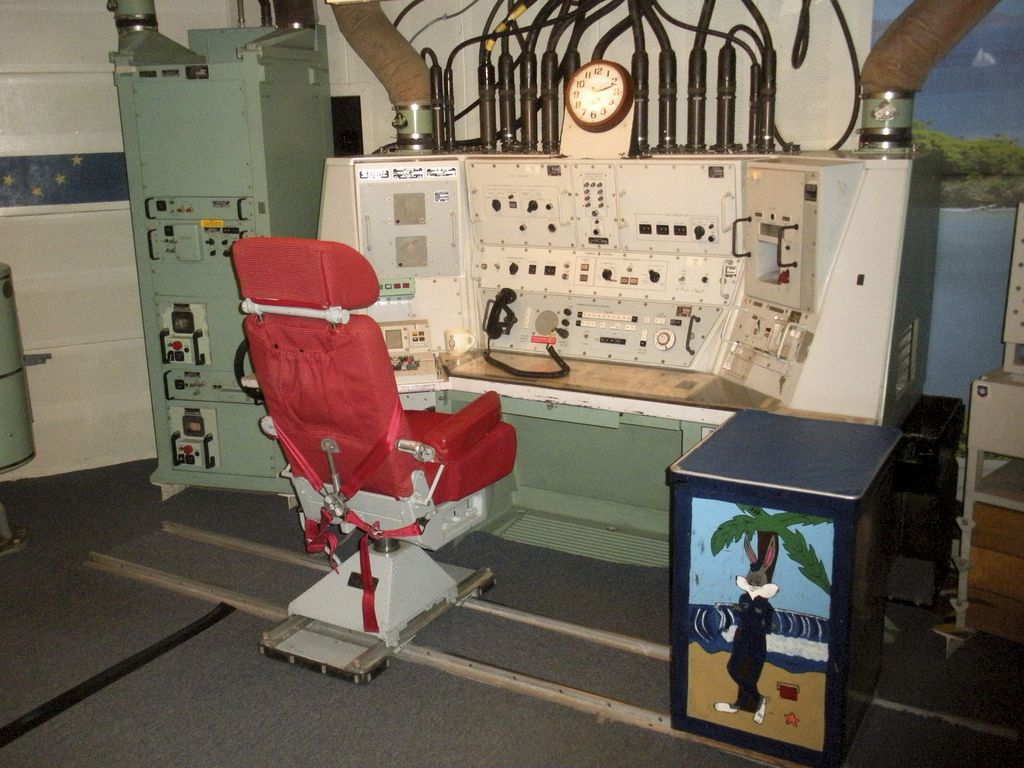 Minuteman ICBM Launch Control Product launch, Classroom