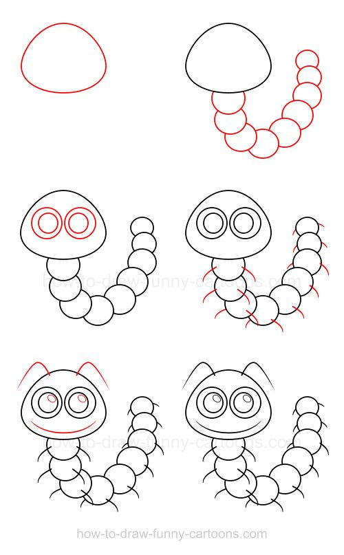 Learn how to draw a caterpillar and see why this cute insect is so much fun to illustrate