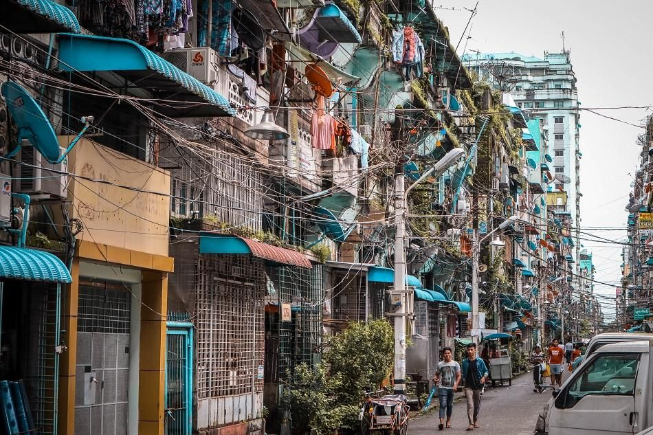 2 days in Yangon - how to see the best of it