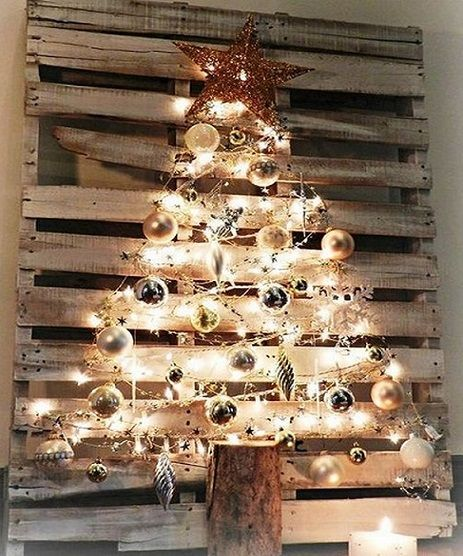 Rustic Christmas Decor Ideas_49 Home Decor Ideas Pinterest