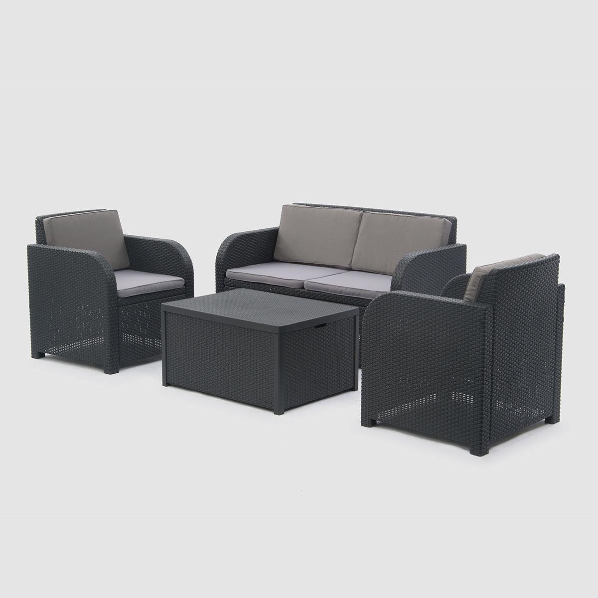 Modena Allibert Sofa Set | Notcutts | Notcutts | furniture | Pinterest