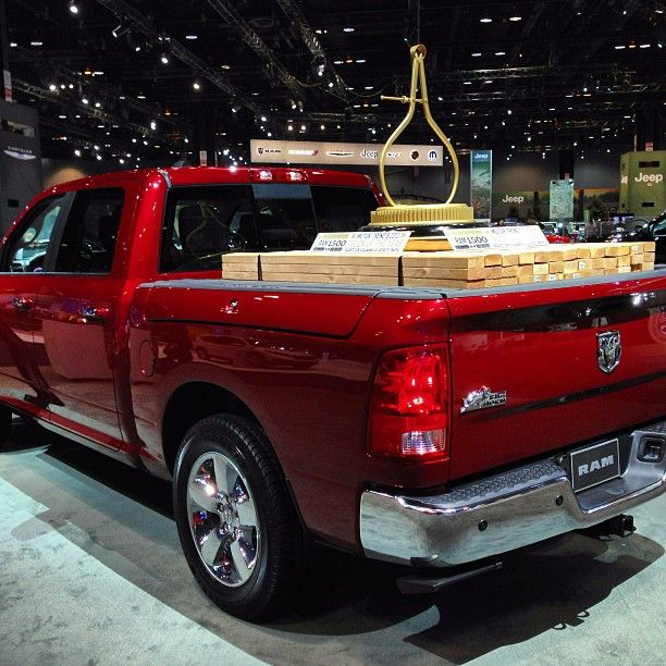 Motor Trend Truck Of The Year At The