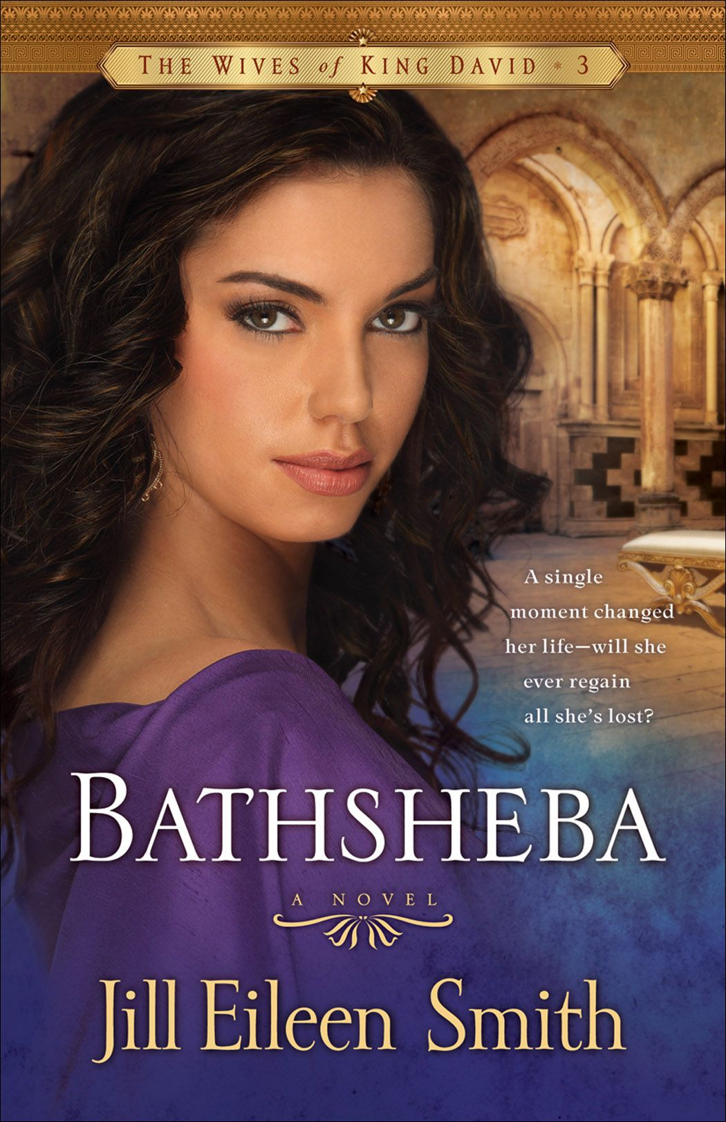 Jill Eileen Smith - Bathsheba. Please, take a look here and vote! http