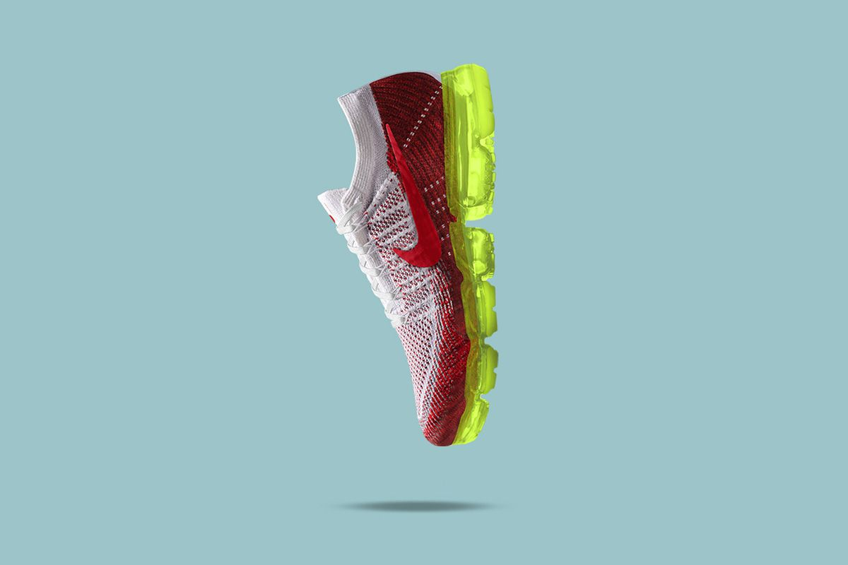 Nike's Air Max roster extends to its iD customization platform. The  customization roster will include the Air VaporMax and Air Max 1 Flyknit.