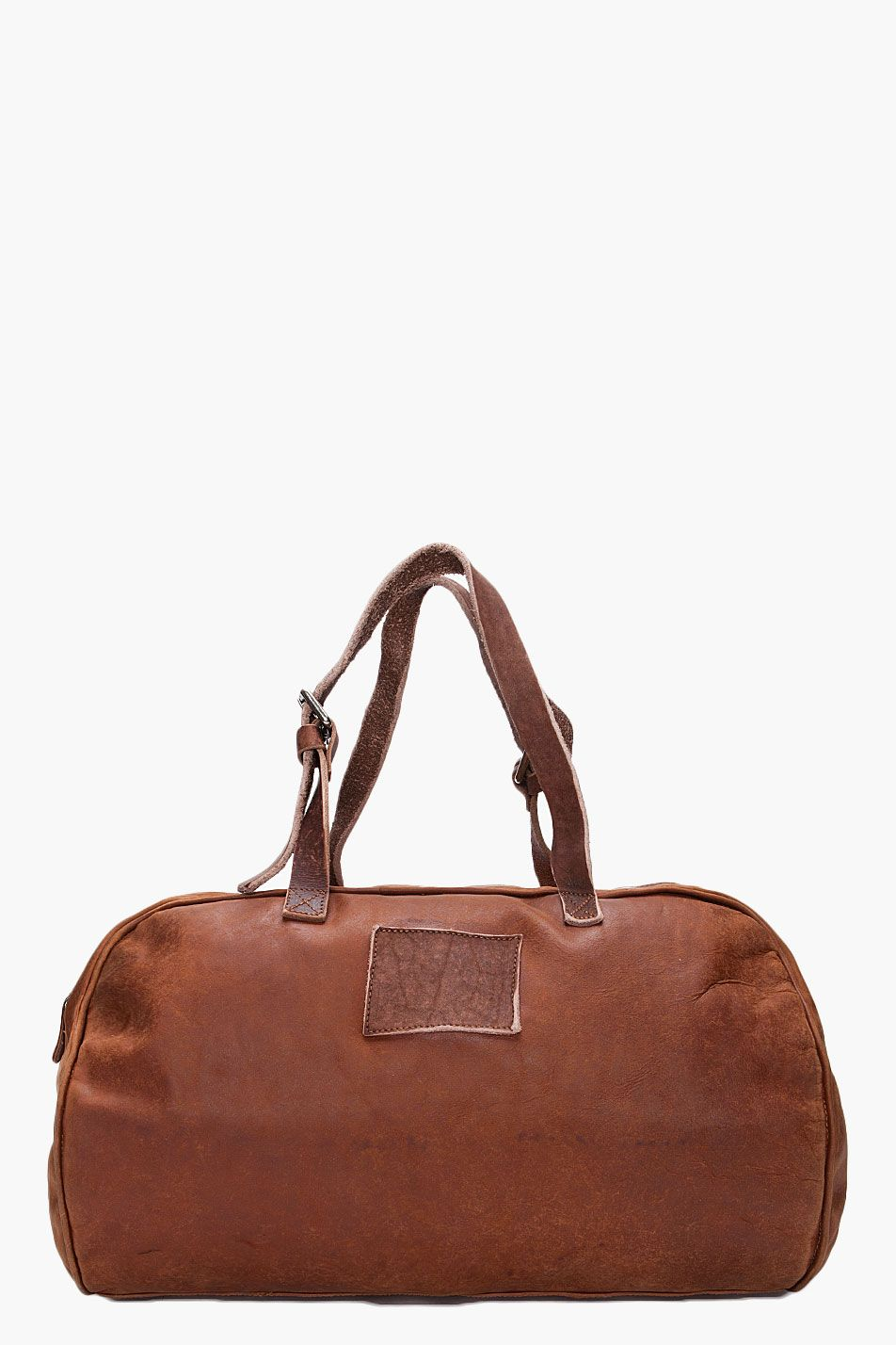 9d0f16a7de washed tan duffle bag ++ common projects