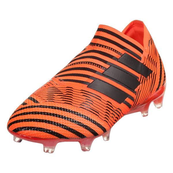 timeless design eb573 575b6 adidas Nemeziz 17+ 360Agility FG Cleats (Solar Orange Black)