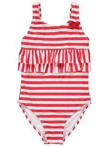 High Quality Stripe Swim Suit | Kids | George At ASDA