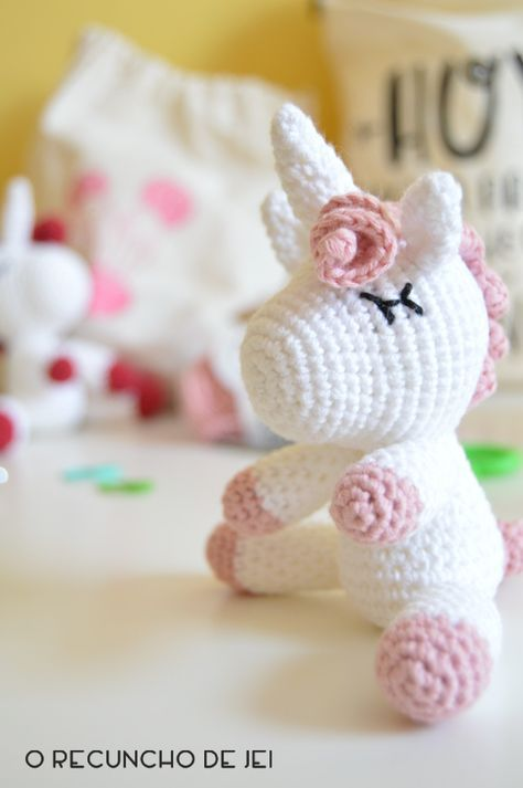 pasoapaso #unicornio #unicornioamigurumi #stepbystep #amigurumilove ...