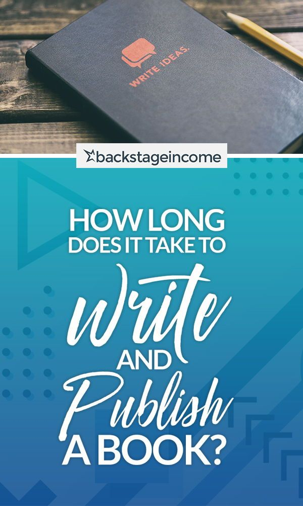 How Long Or How Many Pages Should You Make Your Book Backstageincome Ebook Writing Writing A Book Writing