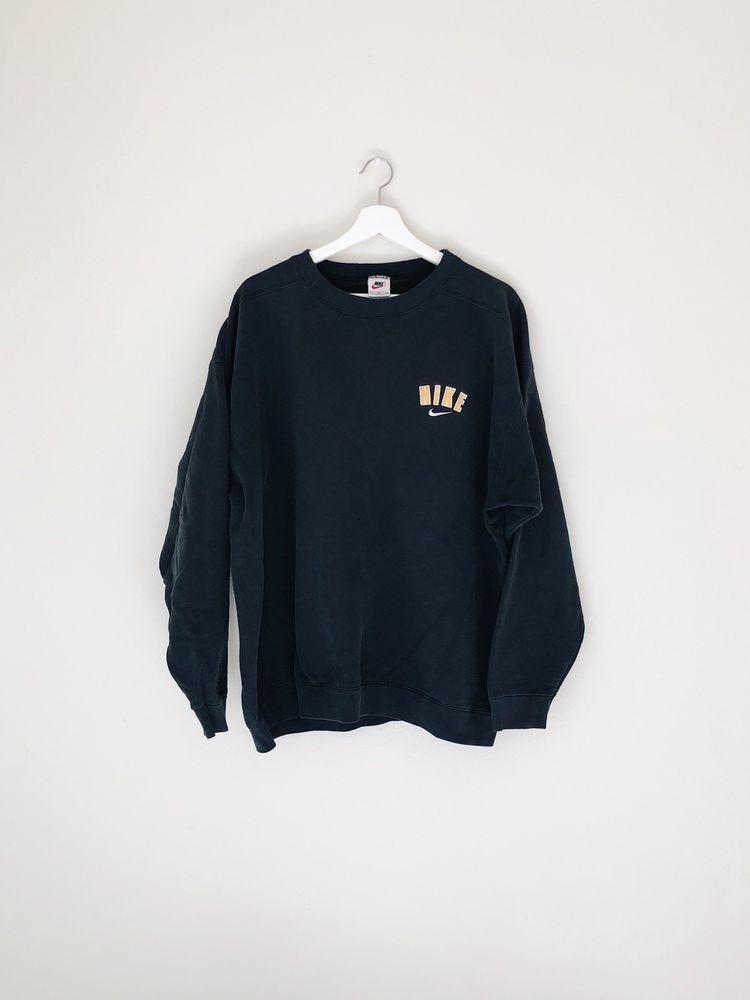 0a4177b78a14 Nike Sweater VTG 90s White Tag Swoosh Logo Crewneck Vintage Spell Out XL  USA  Nike  Crewneck  vintagenike  whitetag  whitetagnike  madeinusa  xl   justdoit ...