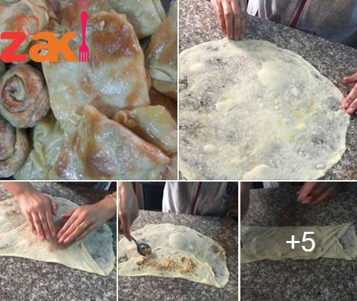 مطبق ب3 مكونات فقط رأيكم يا معسلات زاكي Sweet Pastries Arabic Food Best Dishes
