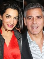 George Clooney Ditched The Oscars For A Woman Because Of Course #refinery29