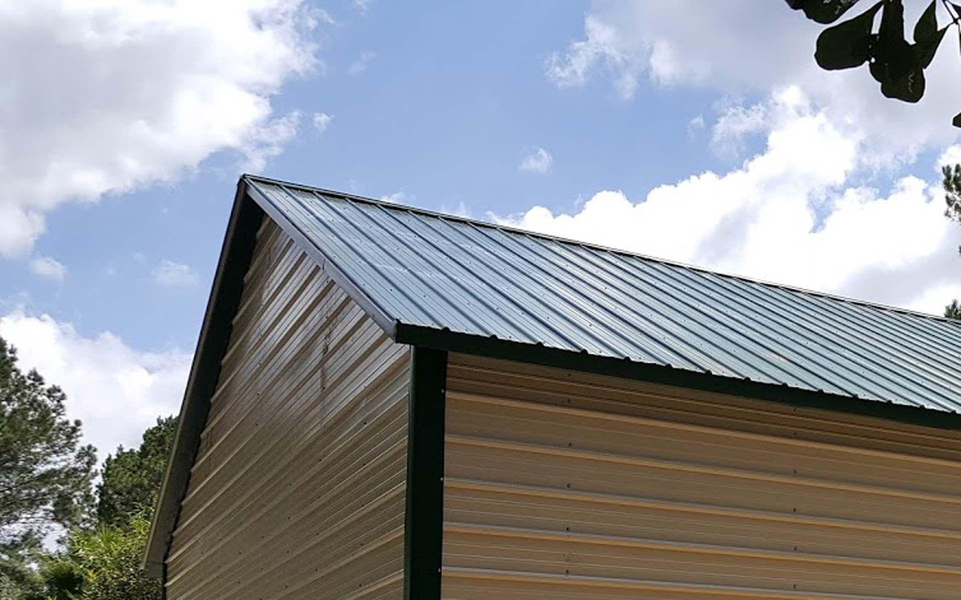Vertical Style Roof Elite Metal Structures Our Best Roof Option Agricultural Buildings Metal Structure Metal Buildings