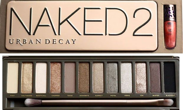 Ooh, adding this to my travel make up kit. Urban Decay Naked 2. The most anticipated sequel of the decade, Naked2 features a dozen pigment-rich taupe and gray-beige neutrals, plus five exclusive, new shades. Showcasing a dozen completely different shades than the first bronze-based collection, it includes a stunning range from pale and deep, to matte and sparkly.