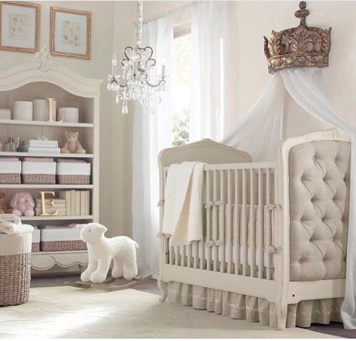 Nursery Nurseryinspo Dreamnursery Cameretta Per Bimbi Pinterest ~ Quarto De Bebe Unisex Simples E Lustres Para Quarto Casal