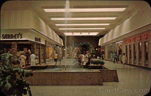 Woodland Mall - 1960s | Grand Rapids History | Pinterest ...