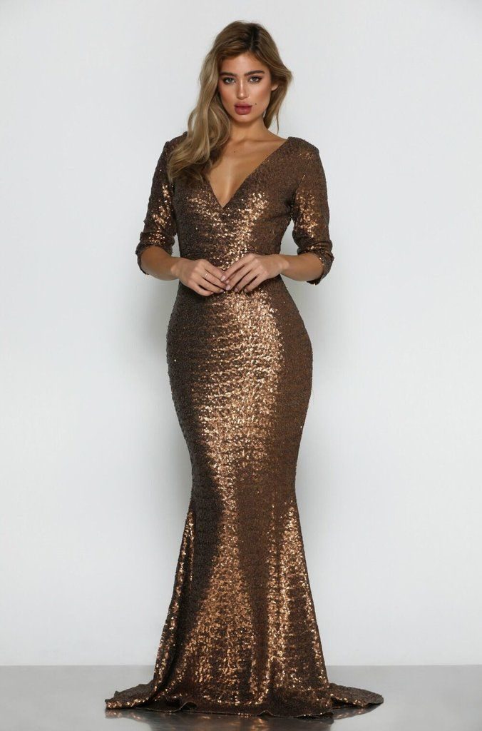картинки вечернее платье бронзовое смесь лабрадором