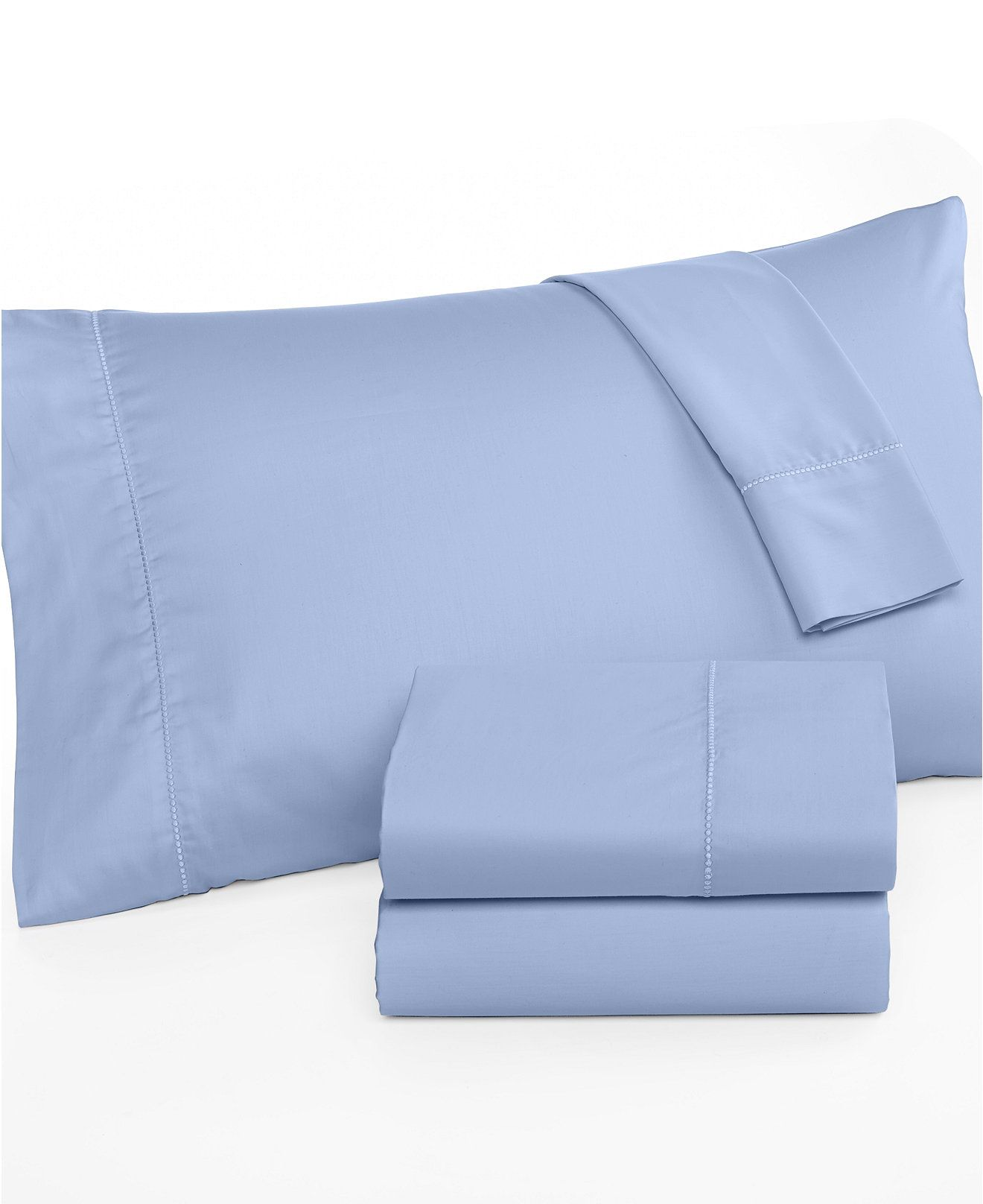 Martha Stewart Collection 300 Thread Count Cotton Twin XL Fitted