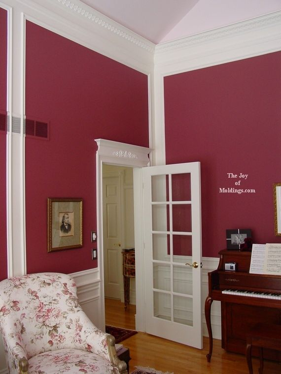 Crown Molding For Vaulted Ceilings On Or Cathedral The Joy Of Moldings