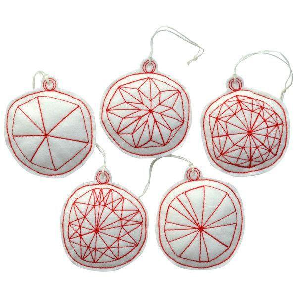 Crocheted Ornament - Woonwinkel