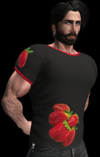 https://flic.kr/p/PGLan6 | Healthy and Delicious Tee Shirts from !BBN! -  http://maps.secondlife.com/secondlife/Sirtony/208/187/116