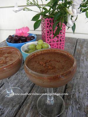 Healthy & Moorish Iced Coffee | Author Rebecca Mugridge