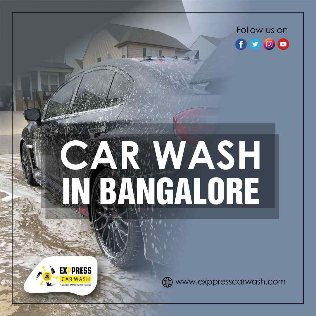 Exppress Car Wash is a leading brand which deals in