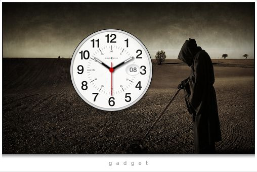 Analog Clock Live Wallpaper 7 Amazoncomau Appstore For Android