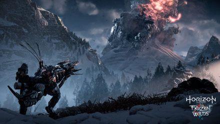Horizon Zero Dawn: The Frozen Wilds - PS4 Games   PlayStation - PS4 Games   PlayStation®