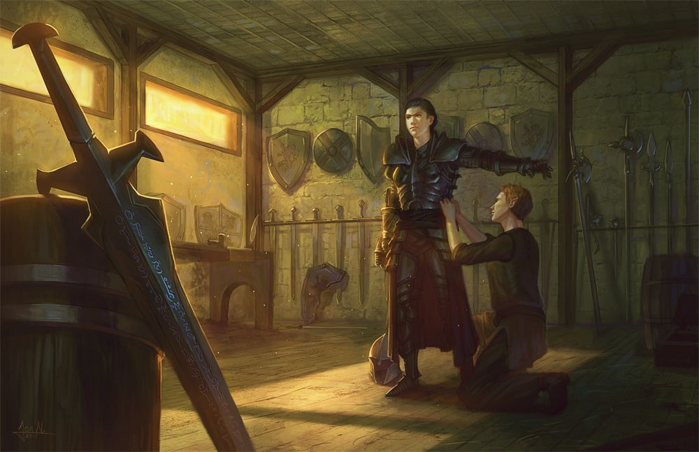 Image result for fantasy armory