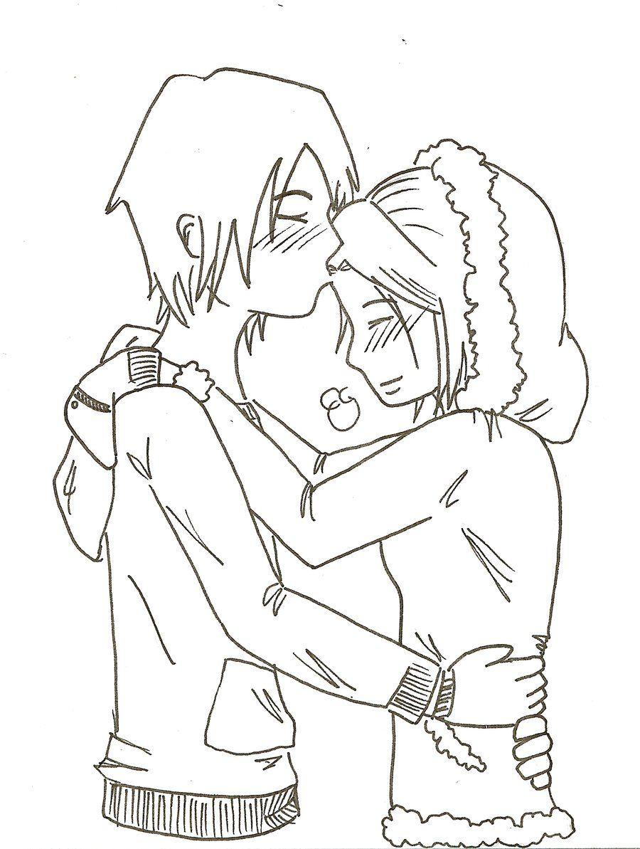 Dibujo De Parejas Enamoradas Bonitas Couple Drawings Couple Sketch Couple Sketch Drawing