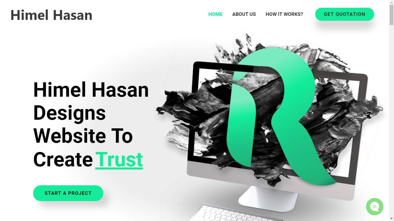 elementor pro wordpress website design Fiverr