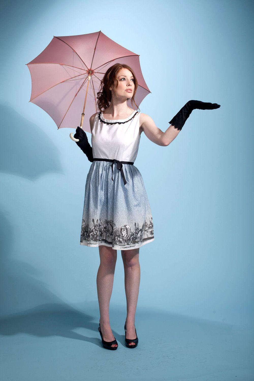 the unbirthday dress by nerdalertdesigns on Etsy, $90.00 | Vestures ...