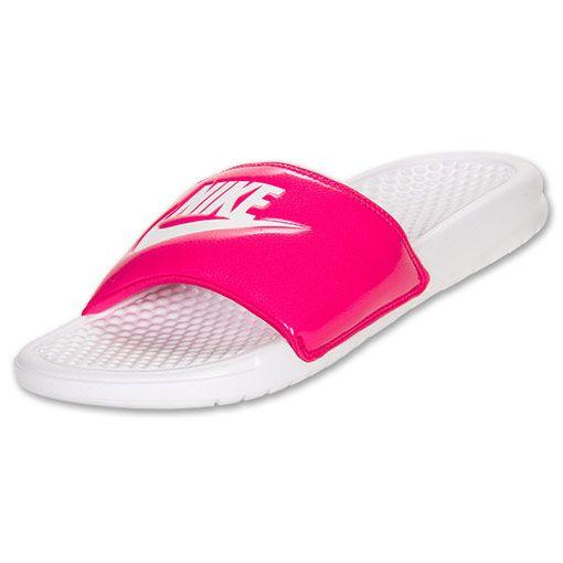 a5d595dfb Women s Nike Benassi JDI Swoosh Slide Sandals