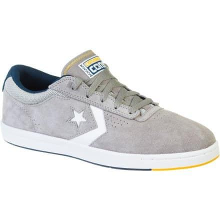 Converse KA-II Skate Shoe – Men's: Midsole: Converse Flex rubber Closure: lace Upper Material: suede leather