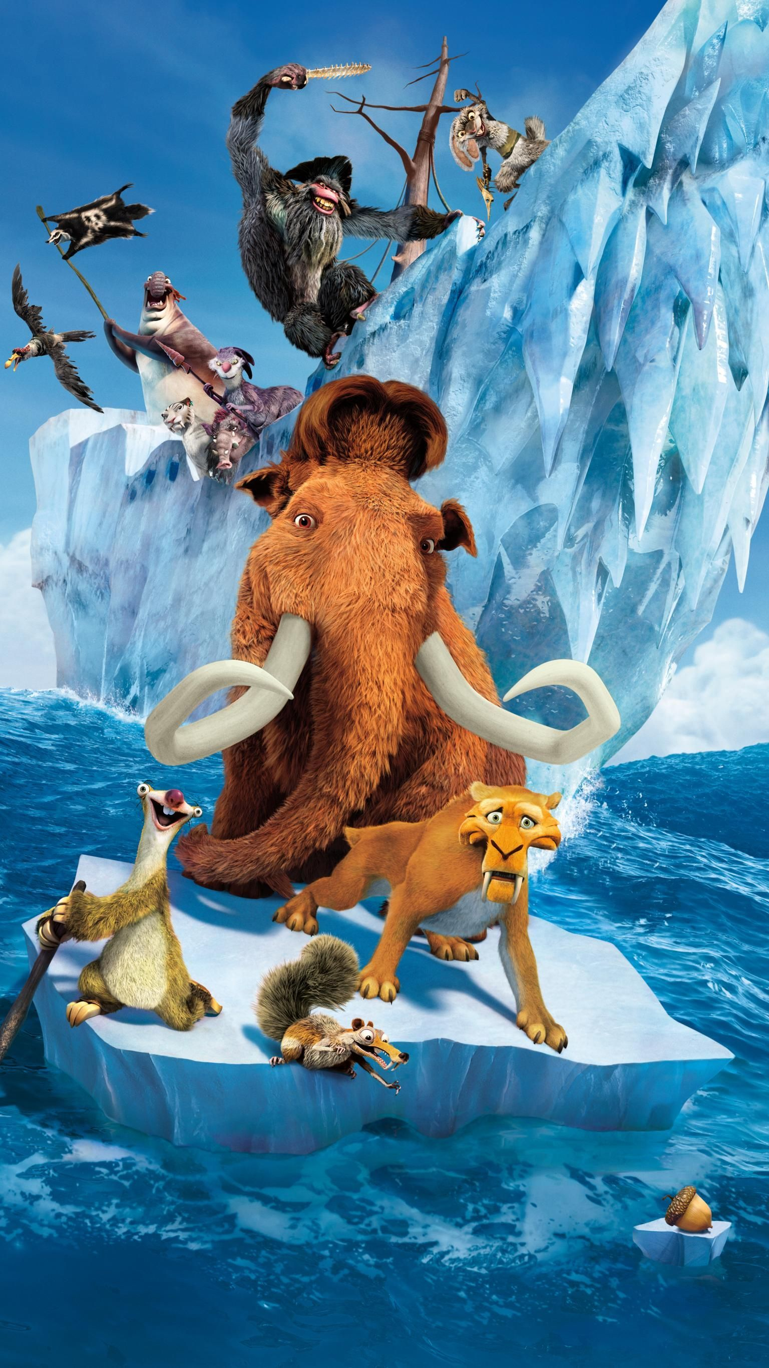 Ice Age: Continental Drift HD Wallpaper | Background Image