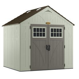 Lowes Tremont Gable Shed Plastic Storage Sheds Suncast Sheds Building A Shed