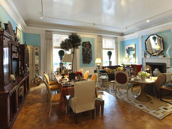 Paint Ideas Intended For A Dining Room And Living