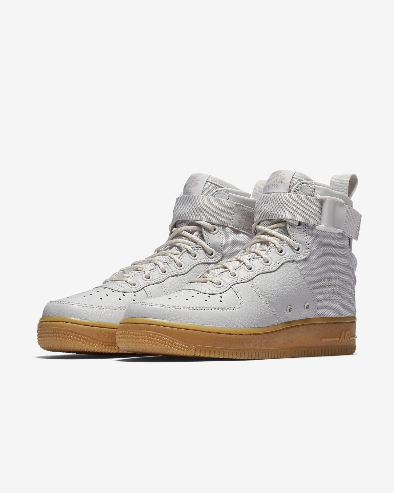 b457165552d Nike SF Air Force 1 Mid Women s Boot